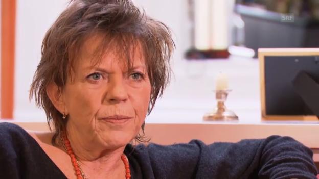 Video «Connie Palmen schreibt gegen das Vergessen» abspielen