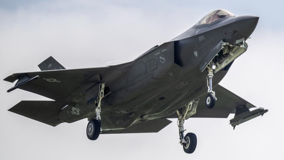 Armasuisse: Offerte für F-35 ist verbindlich