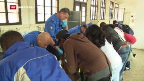Video «Mehr illegale Einreisende im Tessin» abspielen