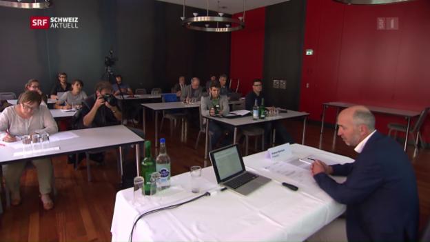 Video «Neuer Vorschlag für BLS-Werkstatt» abspielen