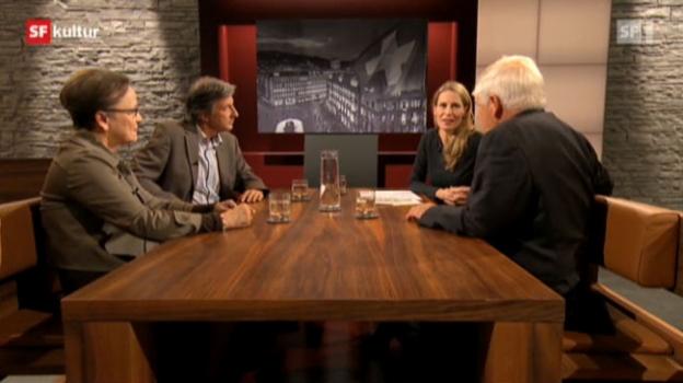 Video «Der Finanzplatz Schweiz - eine neue Ära?» abspielen