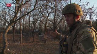 Video «Unsicherheit in der Ukraine» abspielen