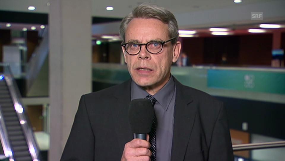 Jürg Brunner, SRF-Korrespondent