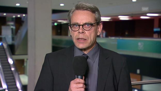 Video «Jürg Brunner, SRF-Korrespondent» abspielen