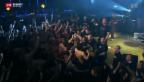 Video «Aufregung wegen Hooligans» abspielen