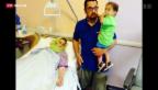 Video «Keine Hilfe für hochschwangere Migrantin» abspielen