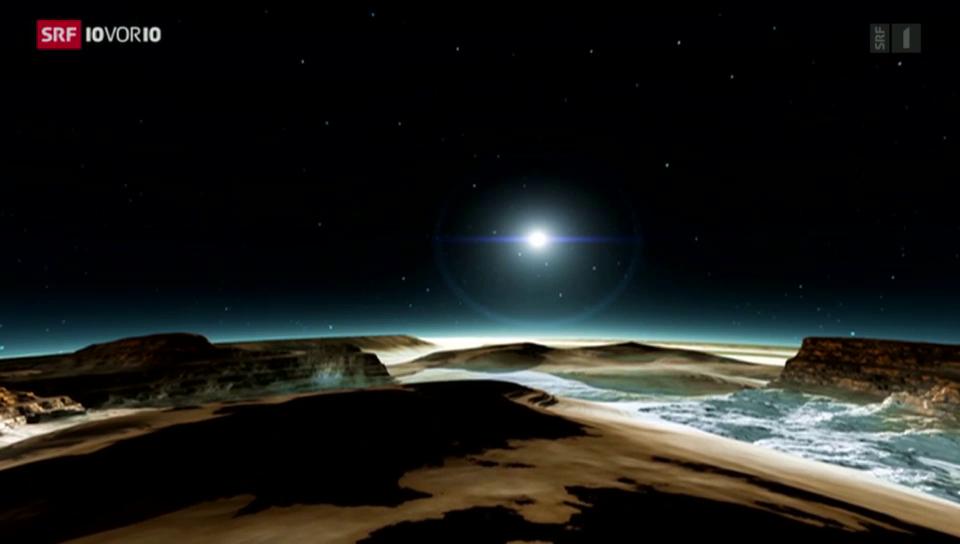 Spannendes vom Zwergplanet