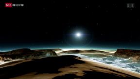 Video «Spannendes vom Zwergplanet» abspielen