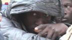 Video «Erneut Bootsunglück im Mittelmeer» abspielen