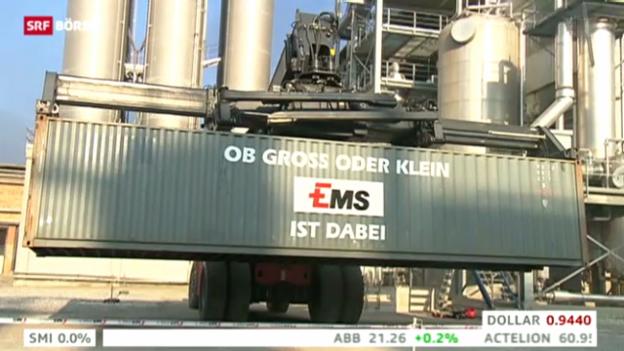Video «SRF Börse vom 12.07.2013» abspielen