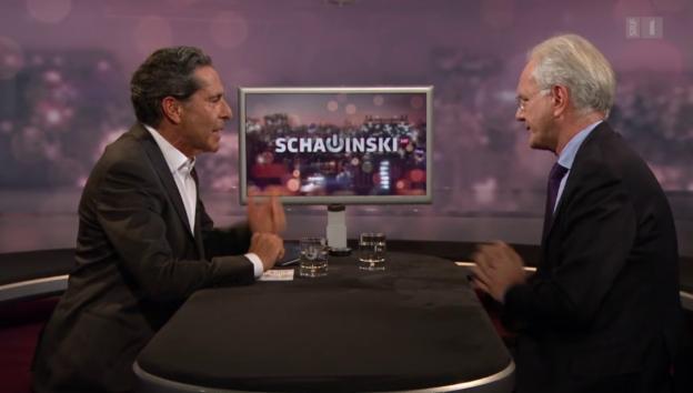 Video «Harald Schmidt über seine TV-Zukunft» abspielen