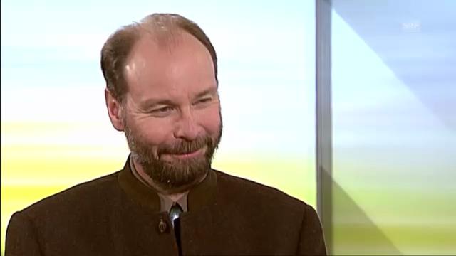 Reinhard Schnidrig im Interview: Der Biber