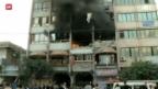 Video «Gaza-Krieg in vollem Gang» abspielen