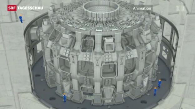 Video «Fusion als Energie-Alternative» abspielen