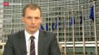 Video «Schweiz will mit EU verhandeln» abspielen