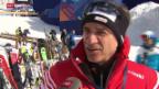 Video «Sandro Viletta muss verletzt abreisen» abspielen