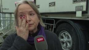 Video «Tragisch: Valentina Pellanda hat Angst um ihre Seelöwen» abspielen