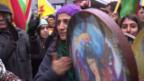 Video «Gewonnen und verraten: Kurden nach dem Sieg gegen den IS» abspielen