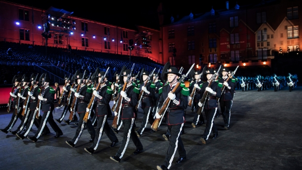 Video «Basel Tattoo 2017» abspielen