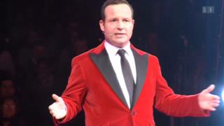 Video «Circus Knie in Zürich: Claudio Zuccolini im Fokus» abspielen