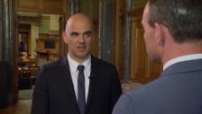 Video «Berset: Welcher Konsens bereits herrscht» abspielen