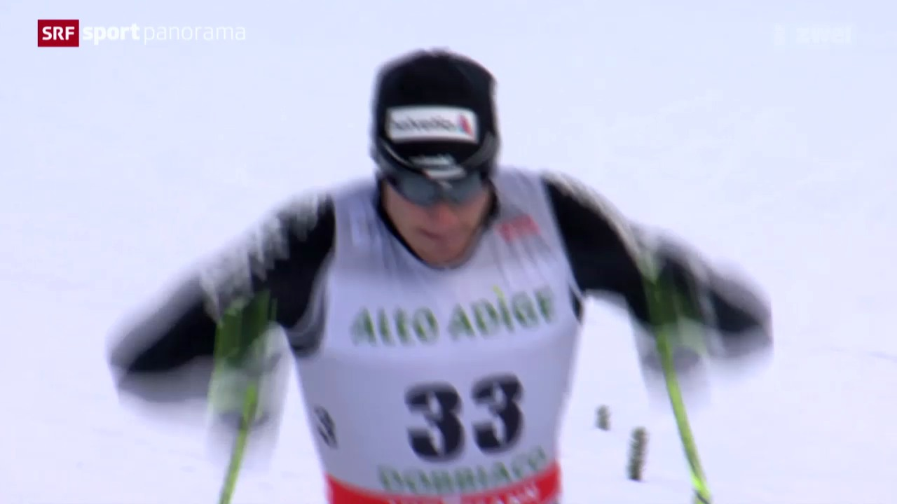 Langlauf: Weltcup in Toblach
