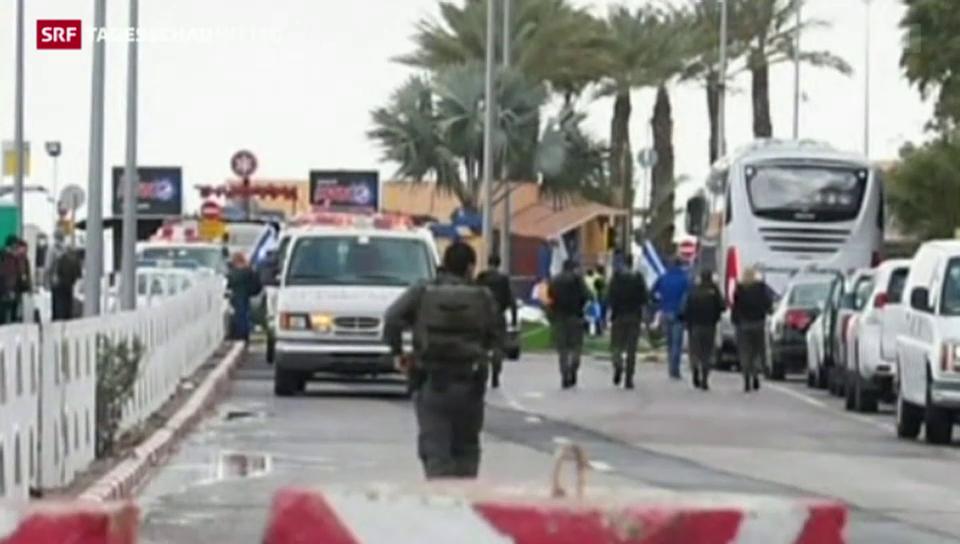 Serie von Terroranschlägen auf dem Sinai