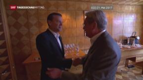 Video «Keine Fusion zwischen Clariant und Huntsman» abspielen