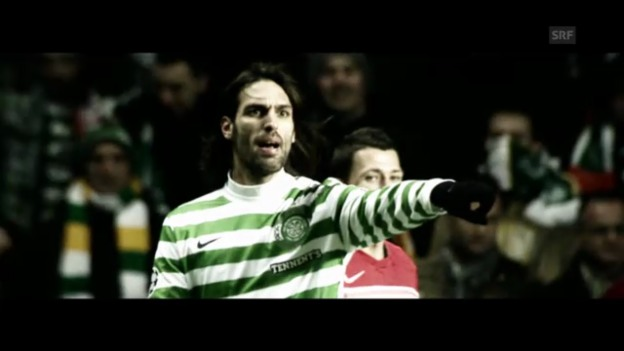 Video «CL-Achtelfinal Celtic - Juventus» abspielen