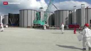 Video «Drei Jahre nach Fukushima-Katastrophe sind Spuren noch sichtbar» abspielen