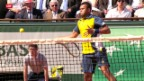 Video «Tennis: Federer - Tsonga» abspielen