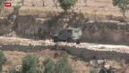 Video «Entführte israelische Teenager tot aufgefunden» abspielen