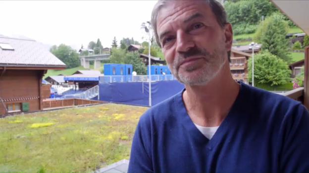 Video «Günthardt: «Warum nicht am Montag spielen?»» abspielen