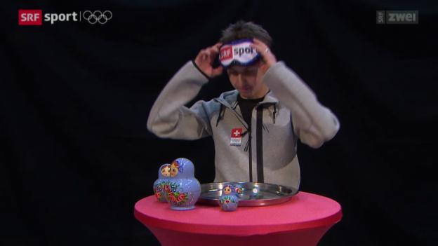 Video ««Udatschi» mit Simon Ammann» abspielen