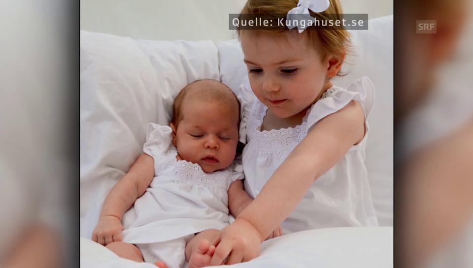 Estelle und Leonore: Sympathieträgerinnen der Nation