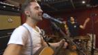 Video «Marco Kunz bei der Bandprobe» abspielen