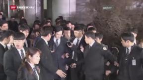 Video «Samsung steckt im Korruptionssumpf» abspielen