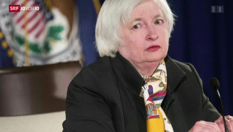 Janet Yellen zögert noch