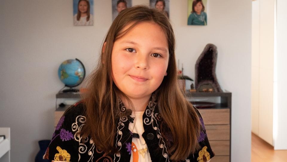 Ayleen weiss, wie es sich in Kirgistan lebt