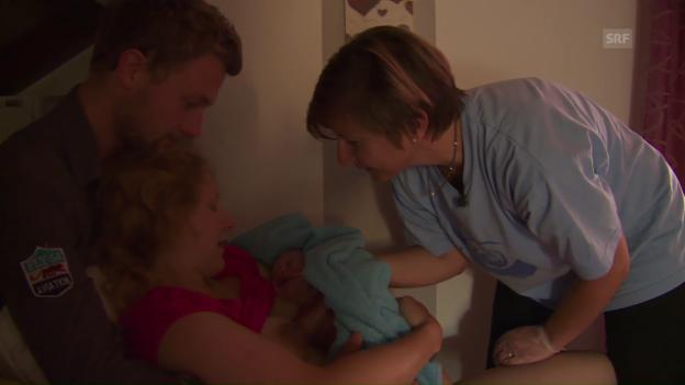 Video ««Jede Geburt ist wie ein Wunder»» abspielen