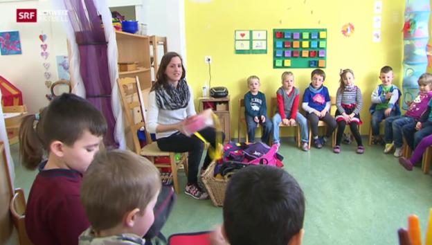 Video «Sirnach nimmt Eltern in die Pflicht» abspielen