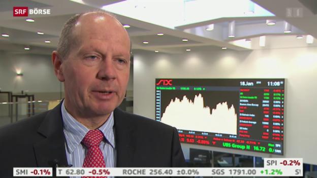 Video «SRF Börse vom 18.01.2016» abspielen