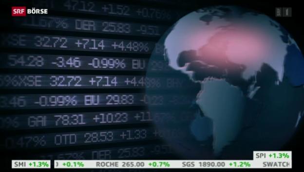 Video «SRF Börse vom 30.03.2015» abspielen