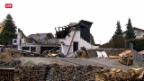 Video «Eine Vermisste und drei Verletzte nach Explosion» abspielen