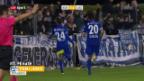 Video «Schweizer Cup, Achtelfinal: Schötz - Lugano» abspielen