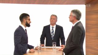 Video «Gezerre ums Arbeitsgesetz – das «ECO»-Streitgespräch» abspielen