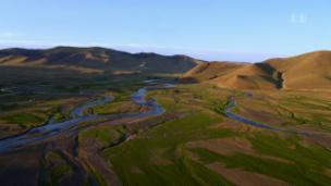 Video «Mongolei – Die Tempel von Erdene Dsuu und Gandan» abspielen