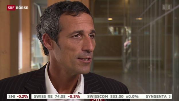Video «SRF Börse vom 22.08.2014» abspielen