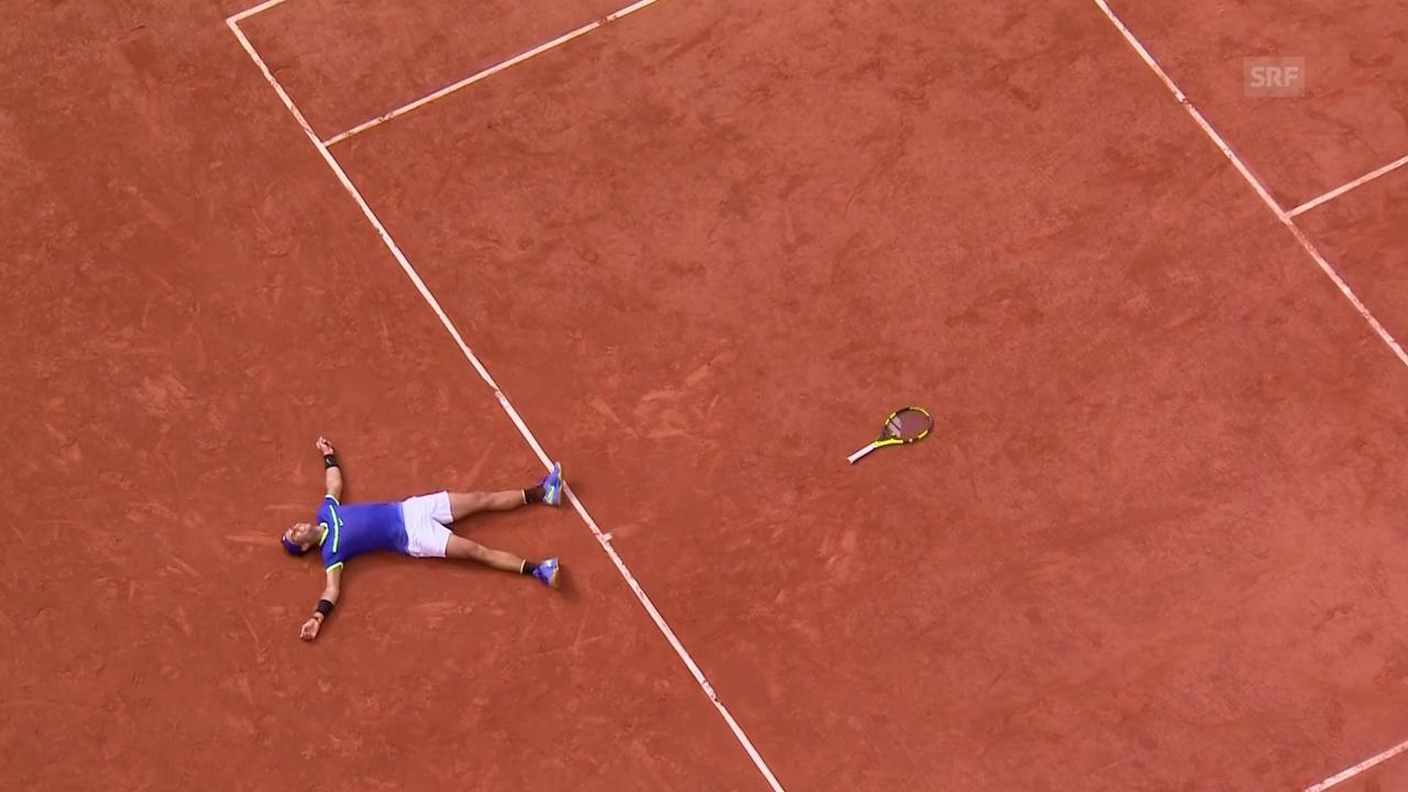 Livehighlights Wawrinka - Nadal