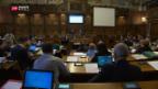 Video «Basler Kantonsparlament sagt ja zur Spitalfusion» abspielen